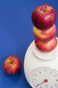 Scale with Apples
