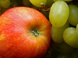 """""""An apple a day keeps the doctor away"""" is a well know saying that has merit. Be sure to eat organic apples."""