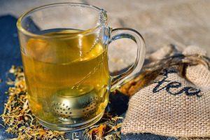 Tea in the Sun