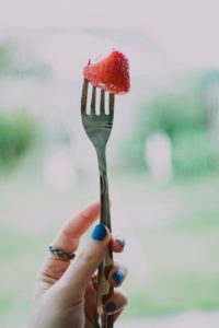 Berry and Fork
