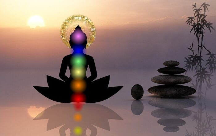 Aura Chakra Yoga Meditation  - sciencefreak / Pixabay