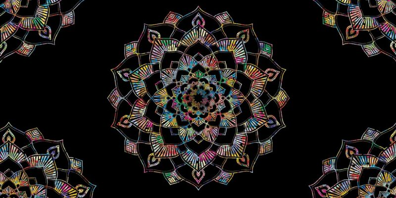 Mandala Illustration - chiplanay / Pixabay