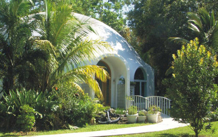 Safe Harbor Dome Home