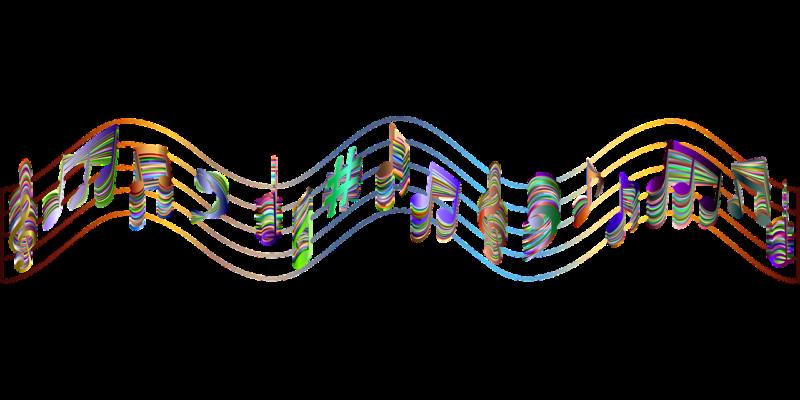 Music Musical Notes Divider - GDJ / Pixabay
